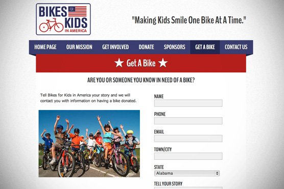 Bikes For Kids In America
