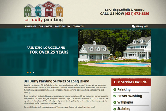 Bill Duffy Painting Services Of Long Island
