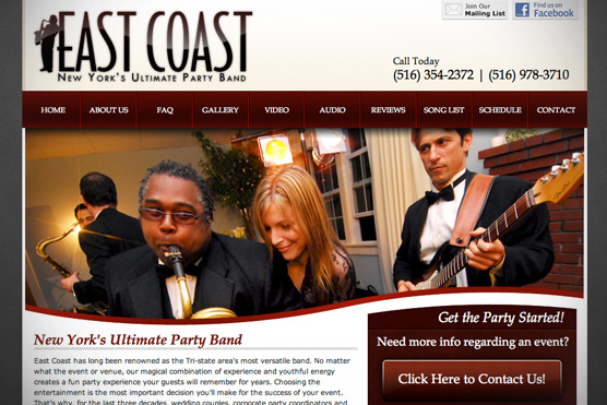East Coast Band
