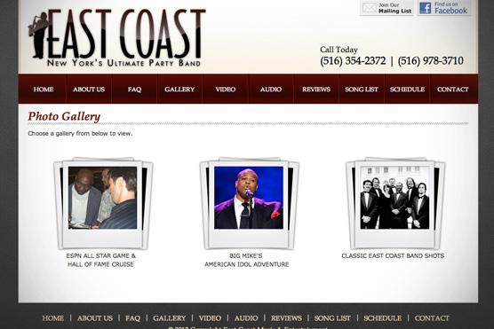 East Coast Band