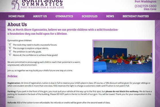 North Shore Gymnastics