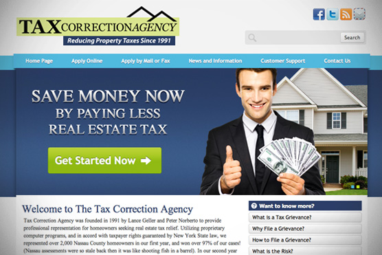 Tax Correction Agency