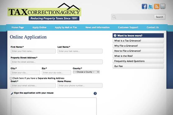 Tax Correction Agency